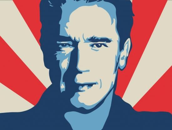 Arnold Schwarzenegger por blazinphoenix